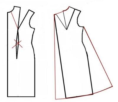 Платье на беременную женщину